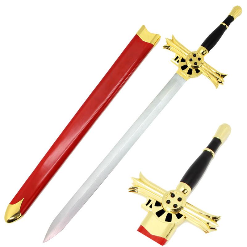 Mikaela Hyakuya Anime Wooden Sword Cosplay Weapon