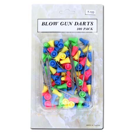 Blowgun Target DARTS 100 Per Pack