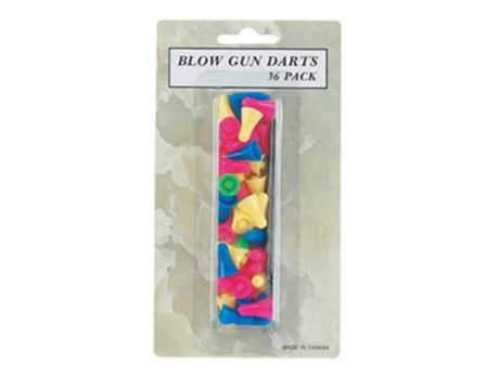 Blowgun Target DARTS 36 Per Pack