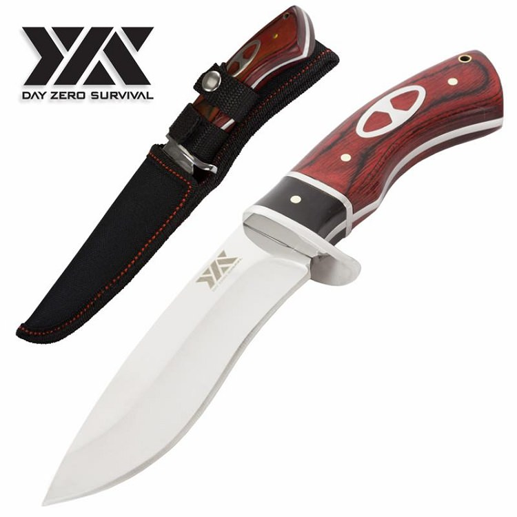 ''8.85'''' Combat Tactical Day Zero Survival Fixed Blade Hunting KNIFE''