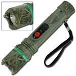 Bright LED Flashlight 3.8 Million Volt Stun Gun - Camo Survival