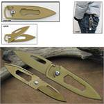 Cave Cricket Free Lock Utility Knife
