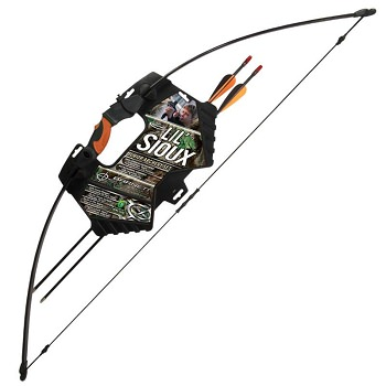 Barnett Team Realtree Lil Sioux Recurve Bow & Arrow Youth Kids Archery Set