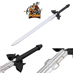 Dark Link Legend Of Zelda Master Sword Replica Foam Cosplay LARP Full Size