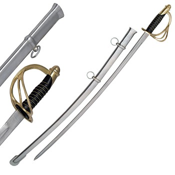 1860 Saber American Light Cavalry Sword