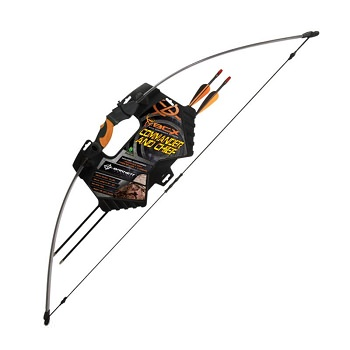 Barnett BCX Commander and Chief Recurve Bow & Arrow Youth Kids Archery Set