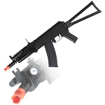 P74 Folding Stock AK-74U RIS Spring Powered Rifle FPS-220