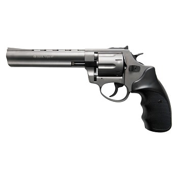 Viper 6 Inch Barrel 9MM Blank Firing Revolver Fume Finish