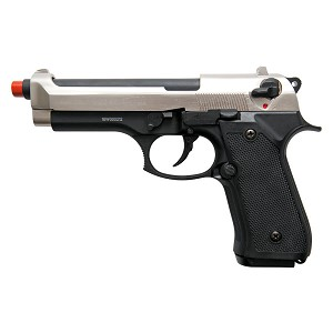 Retay 9MM MOD 92 Front Firing Blank Gun Two-Tone Finish