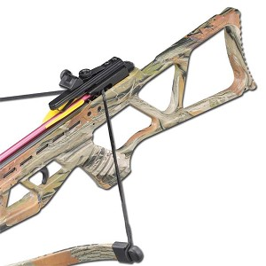 Foldable Ranger 130 lbs Crossbow Camouflage