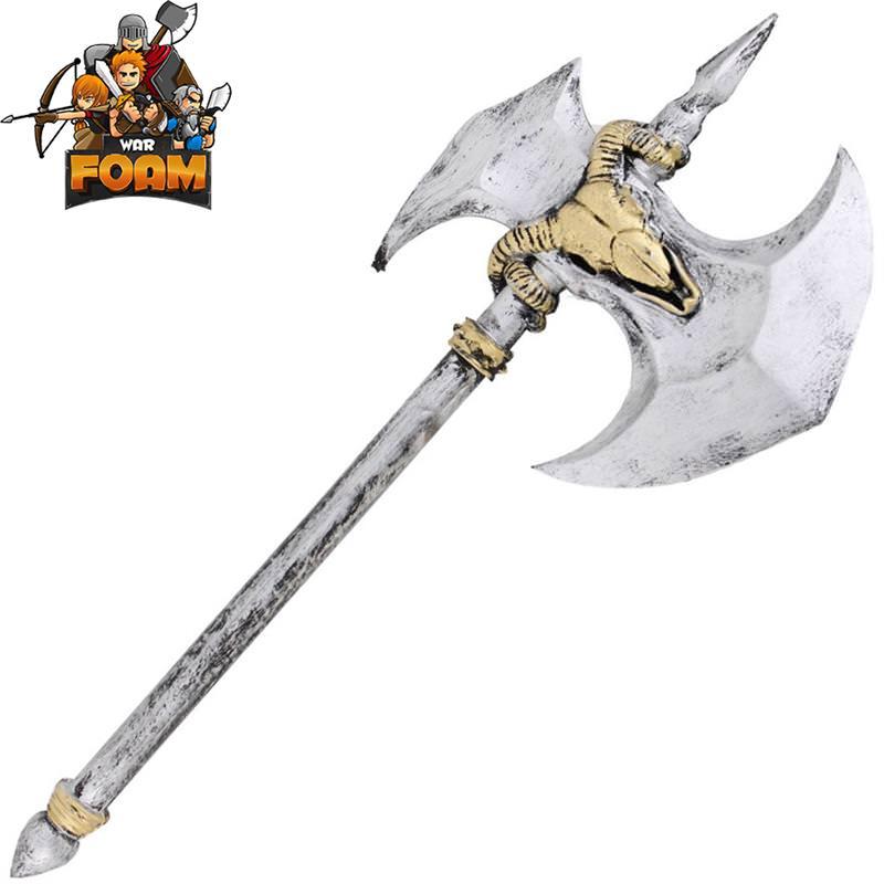 28 5 Quot Tolak Barbarian Foam Battle Axe Costume Cosplay Prop