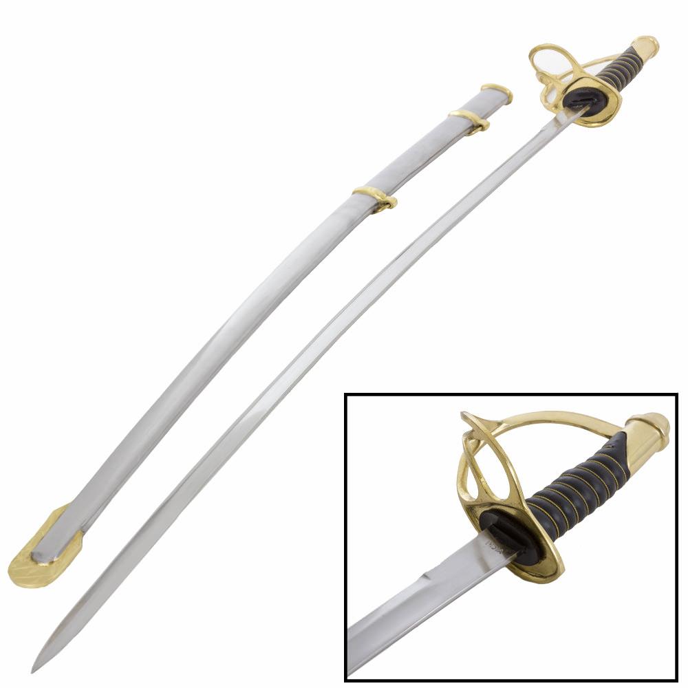 1860 Cavalry Saber Sword Sabre Sword