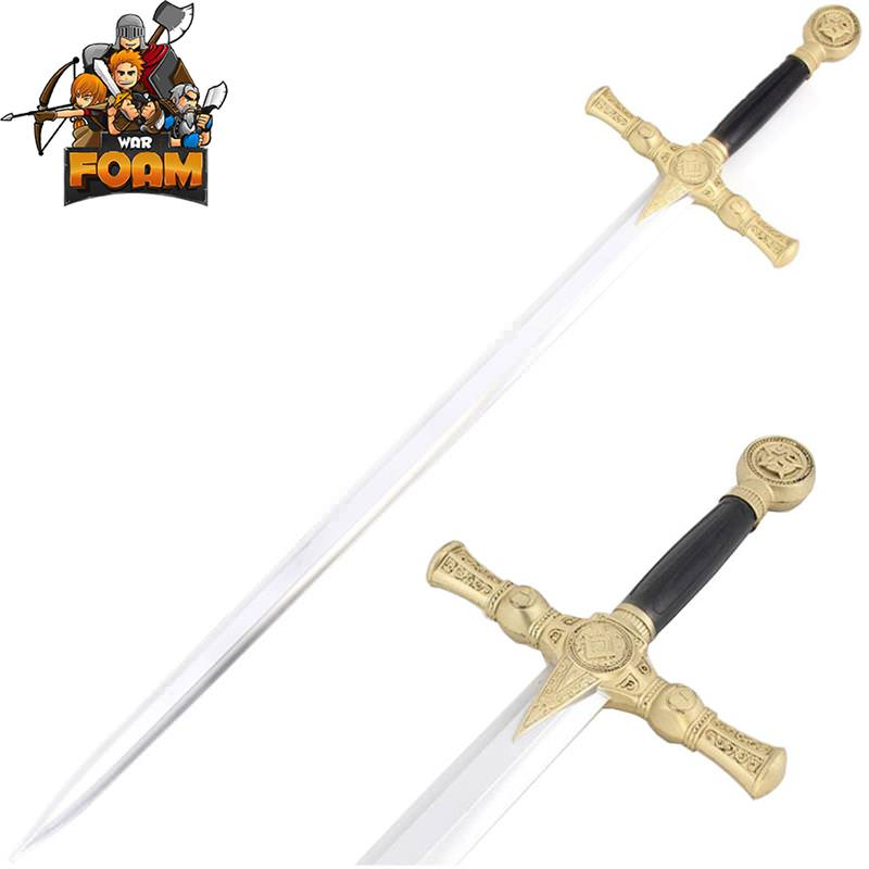 "42.5/"" Fantasy Chinese Anime Latex Foam Padded Cosplay Costume Sword"