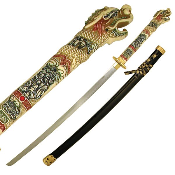 3rd Generation Highlander Connor Macleod Katana Sword