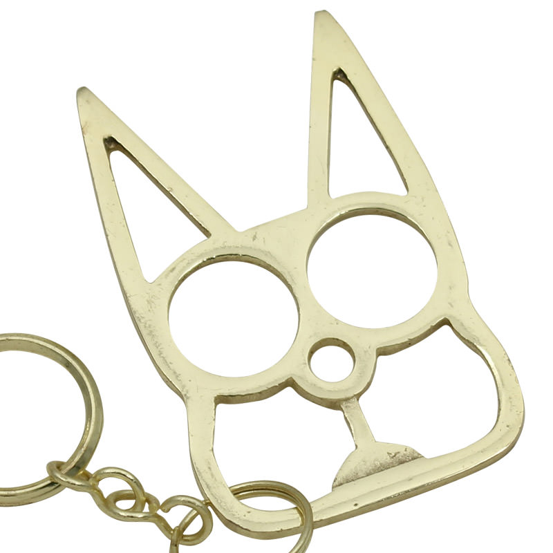 Brass Cat Self Defense Weapon