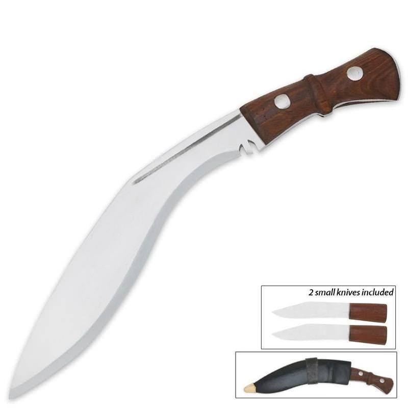Genuine Gurkha Kukri Full Tang Handmade Army Knife