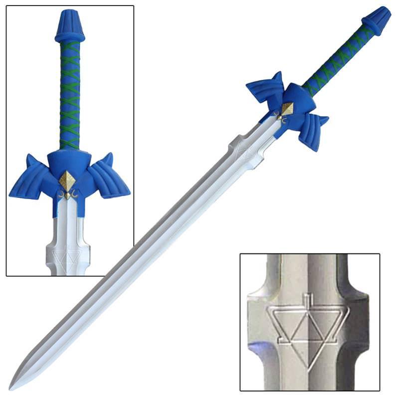 Legend of Zelda Skyward Foam Gaming Sword
