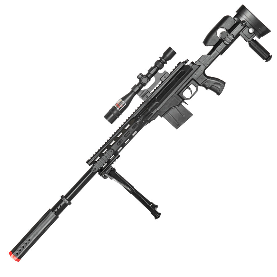 Tactical spring airsoft sniper rifles