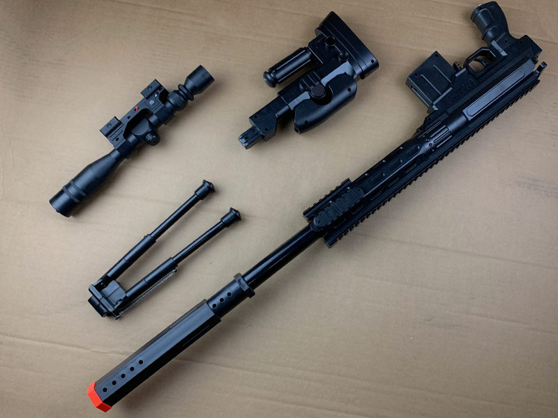 airsoft game rifles