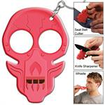 Soulless Uprising Zombie Emergency Key Chain