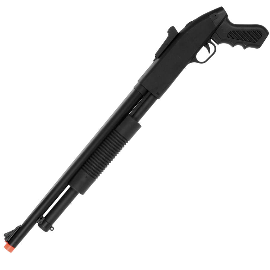 Spring Airsoft RIOT PUMP Tactical ShotGUN
