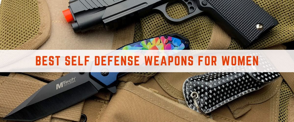 self defense weapons