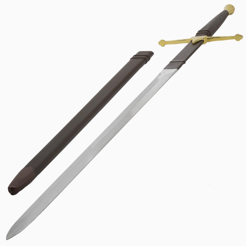 Claymore Sword Design Art