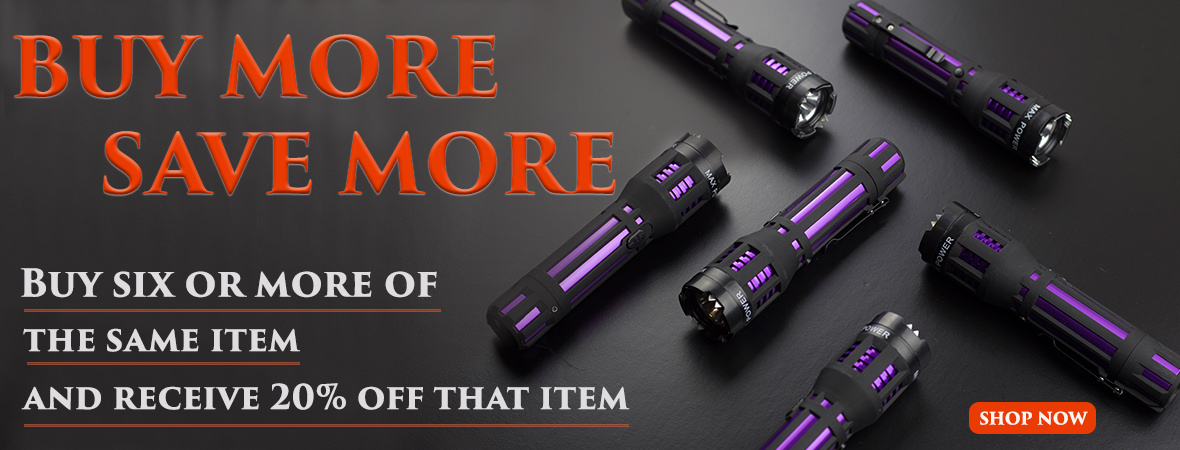 Wholesale Stun Gun Discounts