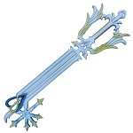 Light Keeper Oaths Charm Foam Key Cosplay Sword