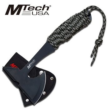 Full Tang Tactical Tomahawk Throwing Axe Hatchet