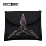4 Inches Throwing Star Battle Damaged Shuriken