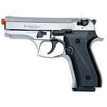VCougar 8000 Front Firing Blank Gun - Dicle Chrome Finish