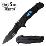 8 Inches Dragon Eye Spring Assisted Fantasy Folding Pocket Knife