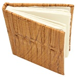 Medieval Old Fashioned Wood Grain Hardback Journal/Diary Notebook