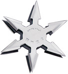 6-Point Kohga Ninja Throwing Star 4