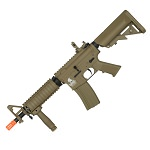 Lancer Tactical MK18 MOD 0 M4 CQB Gen 2 Airsoft Gun Tan/Dark Earth