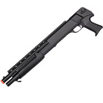 Double Eagle M309 Airsoft Shotgun 445 FPS
