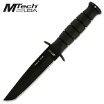 Rescue Team Fixed Blade Military Tanto Blade Full Tang Knife