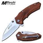 Spring Assist Folding Knife MTech 6.5