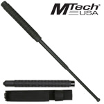 Mtech Baton Solid Steel Nonglare Coated 21 inch