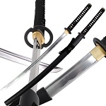 High Carbon Steel Katana With Free Stand and Sword Bag