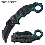 Spring Assist Folding Knife 3