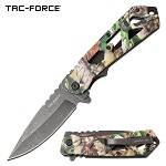 Spring Assist Folding Knife 3.75