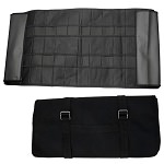 60 Knife Roll Up Pouch Storage Carry - Folding Knife Carrying Case