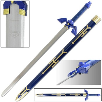 Legend of Zelda Link Shadow Master Sword of Time