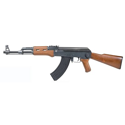 Licensed Kalashnikov AK47 Airsoft Spring Rifle Full Stock