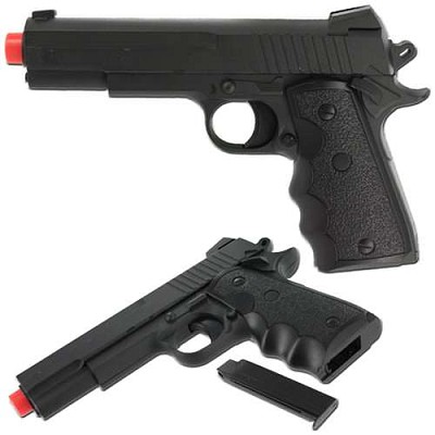 All New K-7 Metal Edition Airsoft Hand Gun
