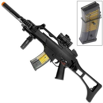 M85P G36C Assault Auto Rifle Electric Airsoft Gun