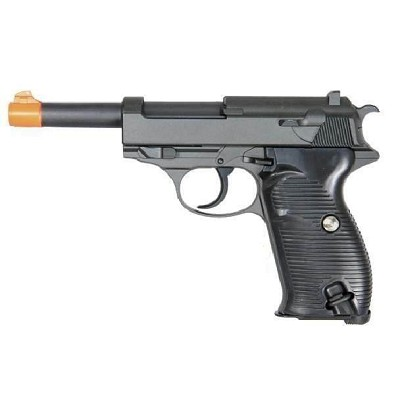 Airsoft Pistol G21 1:1 Replica Spring Powered Metal 240FPS
