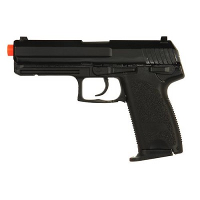 Gas Blowback Metal Silde Airsoft Pistol Semi-Full Auto